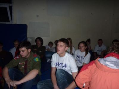 Studenci z Wyższej Szkoły Agrobiznesu w Łomży