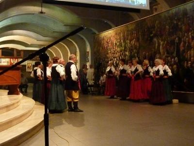 Zespół Pieśni i Tańca z Raciborza-Brzezia