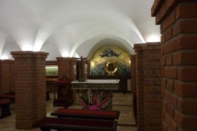 Kaplica w podziemiach Katedry