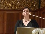 Przemawia Margaritta Chilinska