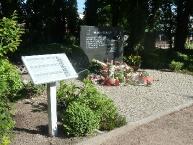 Pomnik i Tablica  Informacyjna