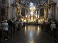 Msza św. Kościół św. Ducha